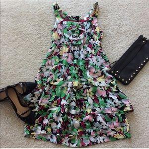 {Anthropologie} Akebia Dress